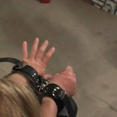 Nipple clamped slut wife pleasing her man - Unique Bondage - Pic 1