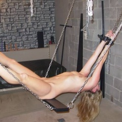 Cum whores in the home dungeon - Unique Bondage - Pic 3