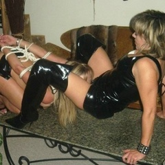 Cum whores in the home dungeon - Unique Bondage - Pic 6