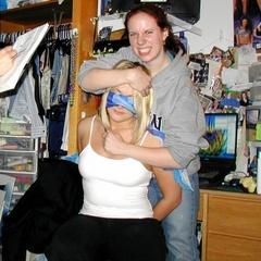 Submissive beginners in light bondage - Unique Bondage - Pic 3