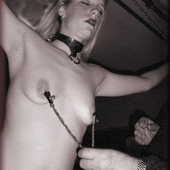 Enslaved amateurs enter into the playroom - Unique Bondage - Pic 7