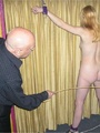 Bound and immobilised for her masters - Picture 5