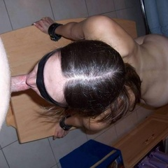 Playful wives blindfolded, bound and fucked - Unique Bondage - Pic 2
