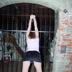 Home tied amateur girls - Unique Bondage - Pic 4