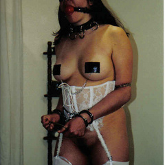 Roped up and clamped girlfriends - Unique Bondage - Pic 2