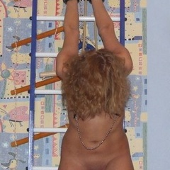 Roped up and clamped girlfriends - Unique Bondage - Pic 11