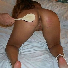 Tied up sluts getting spanked - Unique Bondage - Pic 6