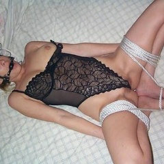 Tied up sluts getting spanked - Unique Bondage - Pic 11