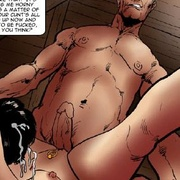 Slave comics. Sense letting a good fuck go to waste!