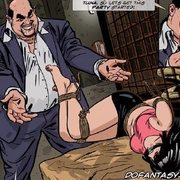 Bondage comics. Tuna, so lets get this party started!