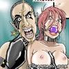Bondage cartoons. What a huge cock!!!