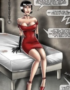 Submission comics. A bdsm role-play game, eh?will I be tied-up, chained,