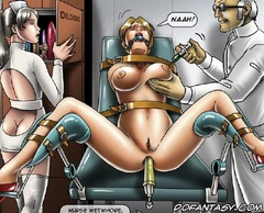 Bondage comics. Oh my god, this is a huge fat dick, I want to lick it forever.