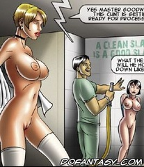 Slave art. Who knows how many cocks were in there..