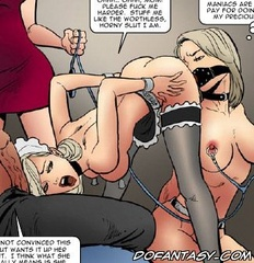 Free bdsm comics. Please fuck me harder. Stuff me ike the worthless, horny slut I'm.