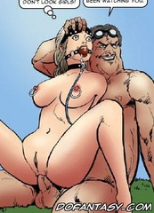Slave girl comics. Naked sexy mom to see that her watch ..