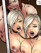 Slave girl comics. Naked sexy mom to see that her…