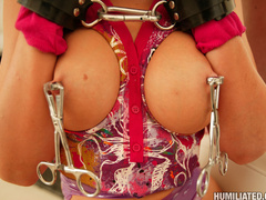 Slut agrees to play doggy while getting - Unique Bondage - Pic 16