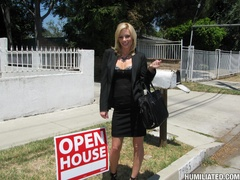MILF whore gets fucked on the day of OPEN - Unique Bondage - Pic 1