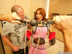 MILF hottied gets tied up and fucked in - Unique Bondage - Pic 5