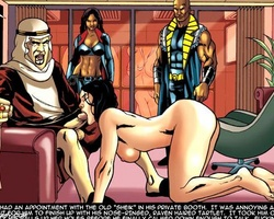 Captured and roped slave chick forced - BDSM Art Collection - Pic 1