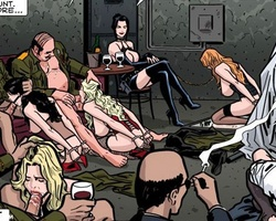 Poor captured slave cuties get - BDSM Art Collection - Pic 6