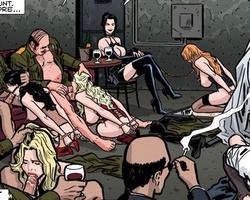 Poor captured slave cuties get - BDSM Art Collection - Pic 6