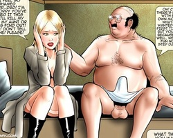 Awesome blonde babe in sexy lingerie - BDSM Art Collection - Pic 1