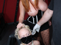 Dirty slut gets roped, fucked, and disgraced - Unique Bondage - Pic 16