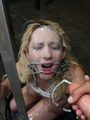 Dirty slut disgraced with monster - Picture 14