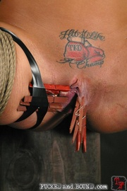 Tough and sexy slave - Unique Bondage - Pic 5