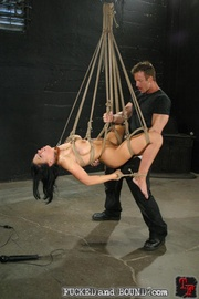 Tough and sexy slave - Unique Bondage - Pic 12
