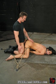 Tough and sexy slave - Unique Bondage - Pic 15
