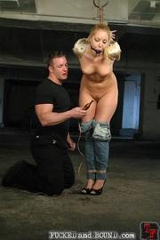 Slave obedience class - Unique Bondage - Pic 5