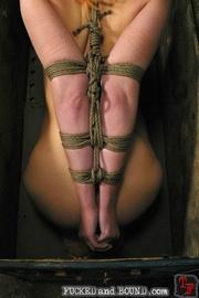 Hot slave tormented - Unique Bondage - Pic 13