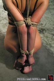 Hot bitch tormented - Unique Bondage - Pic 7