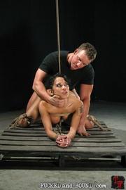 Hot bitch tormented - Unique Bondage - Pic 14
