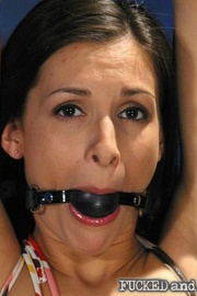 Sexy housewife abuse - Unique Bondage - Pic 1