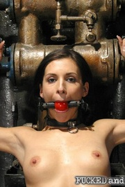 Sexy housewife abuse - Unique Bondage - Pic 12