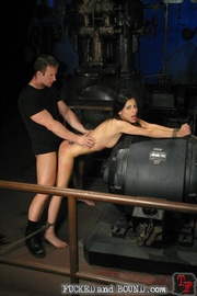 Sexy housewife abuse - Unique Bondage - Pic 16