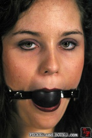 Gagged and fucked hard - Unique Bondage - Pic 2