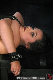 Gagged and fucked hard - Unique Bondage - Pic 10
