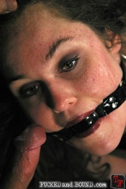 Gagged and fucked hard - Unique Bondage - Pic 18