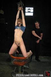 Slave likes kinky sex - Unique Bondage - Pic 4