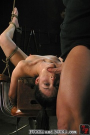 Slave likes kinky sex - Unique Bondage - Pic 7