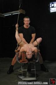 Slave likes kinky sex - Unique Bondage - Pic 9