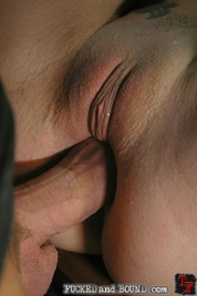 Slave likes kinky sex - Unique Bondage - Pic 10