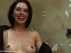 Sarah Shevon gets double penetrated in - Unique Bondage - Pic 15
