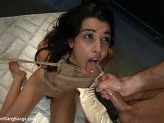 Husband surprises his hot wife with a - Unique Bondage - Pic 14