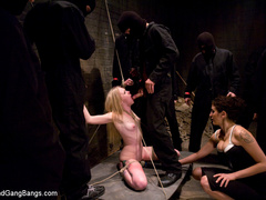 Sarah Jane Ceylon in an intensely taboo - Unique Bondage - Pic 5